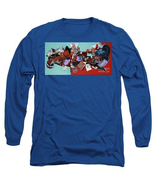 City Series #3 Long Sleeve T-Shirt