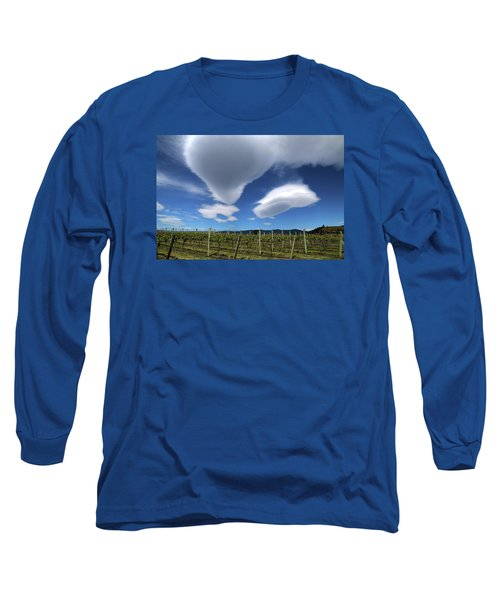 Cloudforms And Vines Long Sleeve T-Shirt