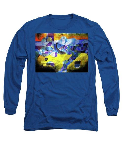 Cold Evening Wind Long Sleeve T-Shirt