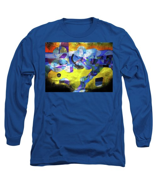 Cold Evening Wind Long Sleeve T-Shirt
