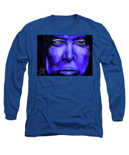 David Bluey Long Sleeve T-Shirt