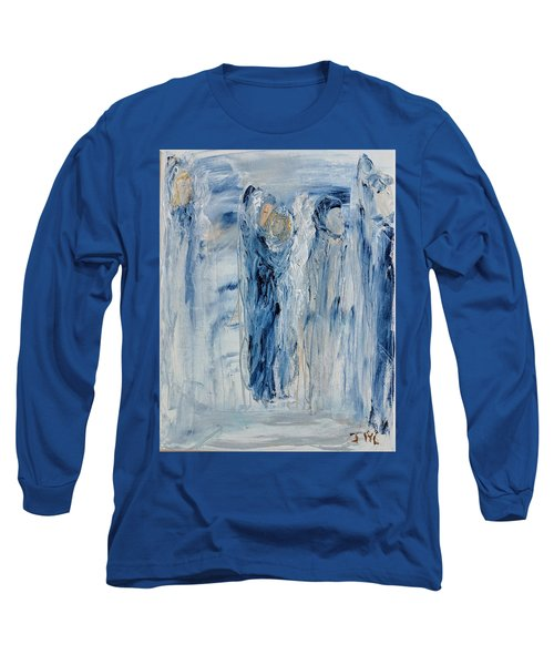 Divine Angels Long Sleeve T-Shirt