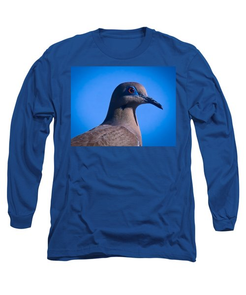 Don't It Make My Brown Eyes Blue Long Sleeve T-Shirt