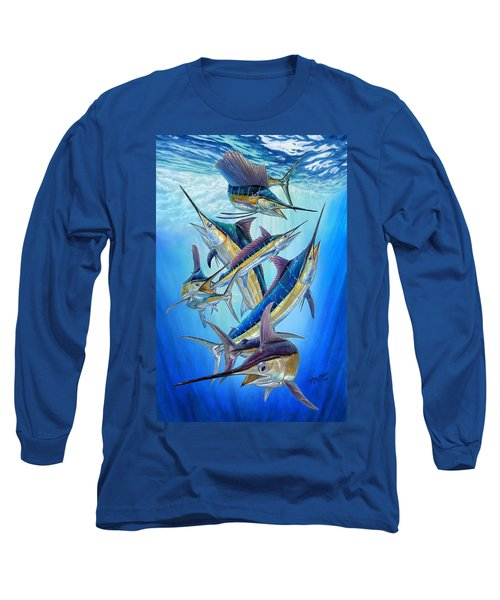 Fantasy Slam Long Sleeve T-Shirt