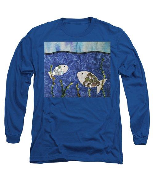 Fishy Fishy Long Sleeve T-Shirt