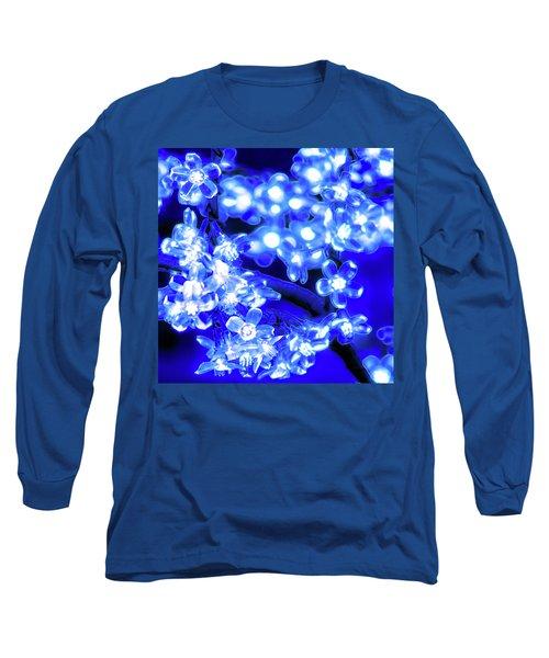 Flower Lights 1 Long Sleeve T-Shirt