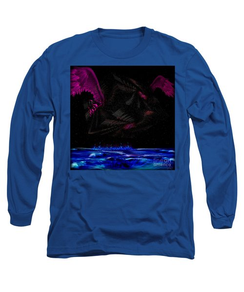 Fly Dice Long Sleeve T-Shirt