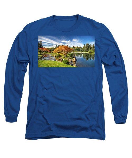 Garden Splendour Long Sleeve T-Shirt