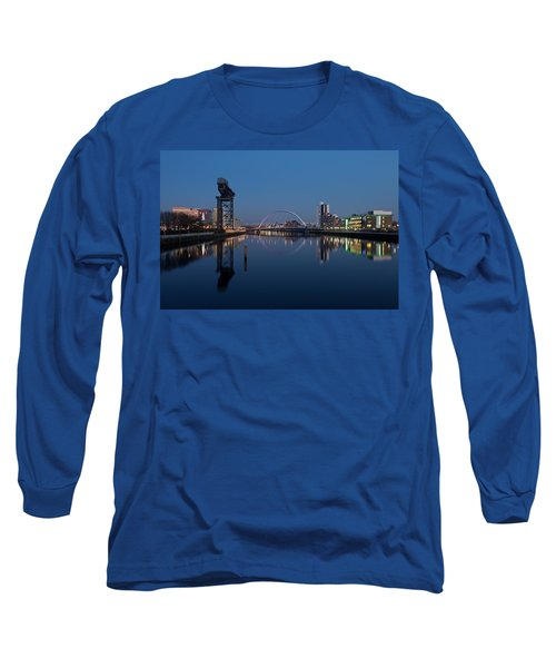 Glasgow Relfected Long Sleeve T-Shirt