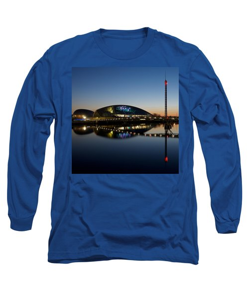 Glasgow Science Center Long Sleeve T-Shirt