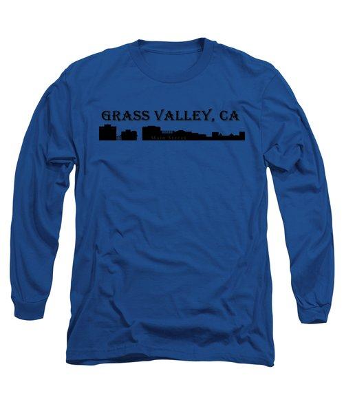 Grass Valley Skyline Long Sleeve T-Shirt