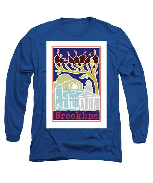 Happy Hanukkah Long Sleeve T-Shirt