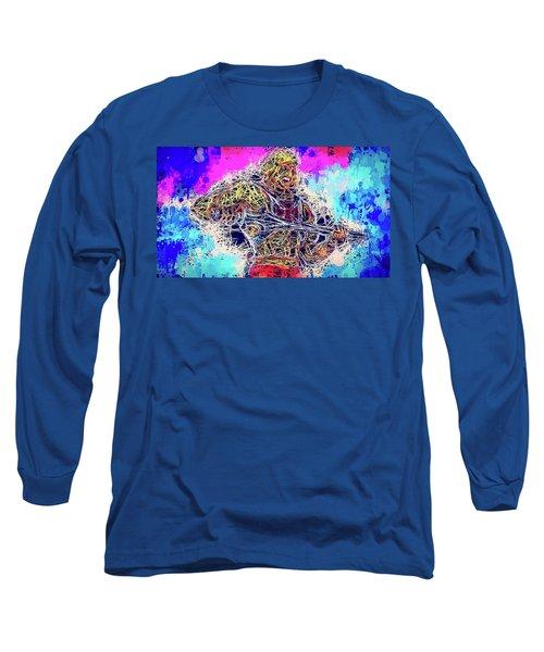 He - Man Long Sleeve T-Shirt