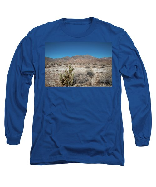 High Desert Cactus Long Sleeve T-Shirt