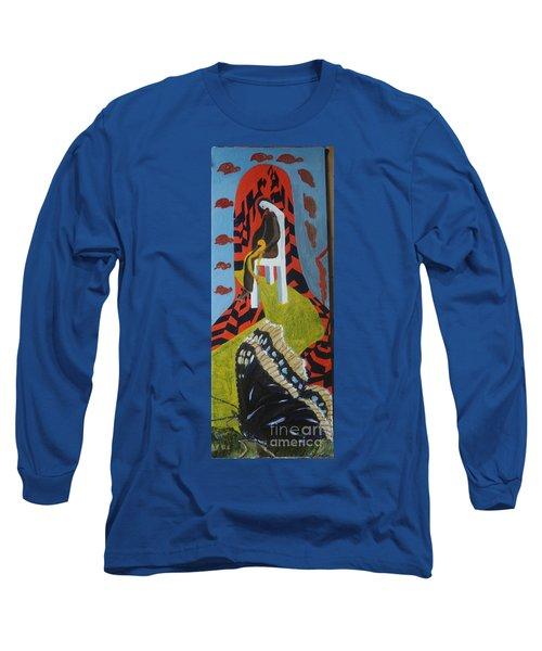 Human Capability Long Sleeve T-Shirt