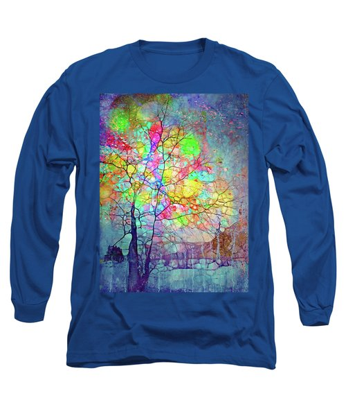 I Will Shine For You, Even In This Storm Long Sleeve T-Shirt