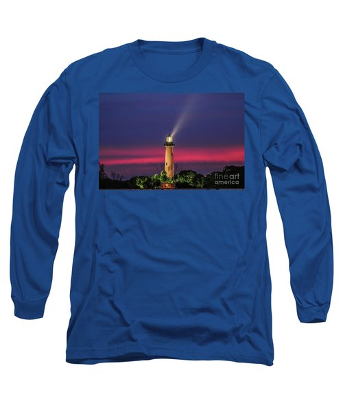 Jupiter Light Beam Long Sleeve T-Shirt