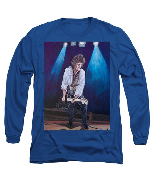 Keith Richards Long Sleeve T-Shirt