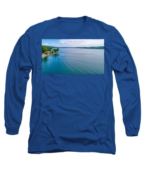 Keuka Days Long Sleeve T-Shirt