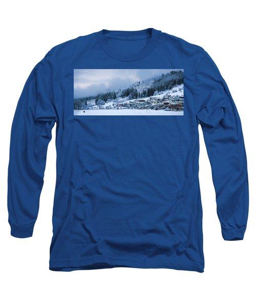 Koprivshtica Winter Panorama Long Sleeve T-Shirt