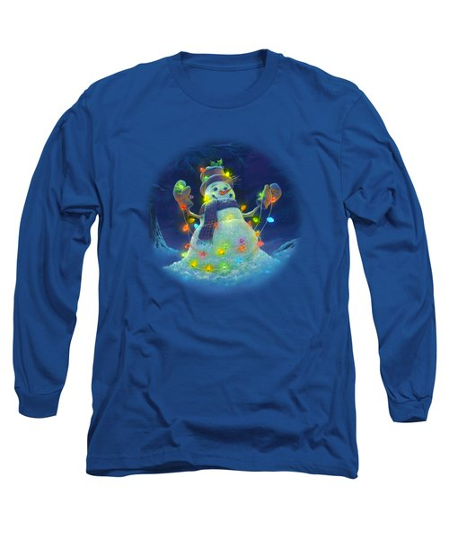 Let It Glow Long Sleeve T-Shirt