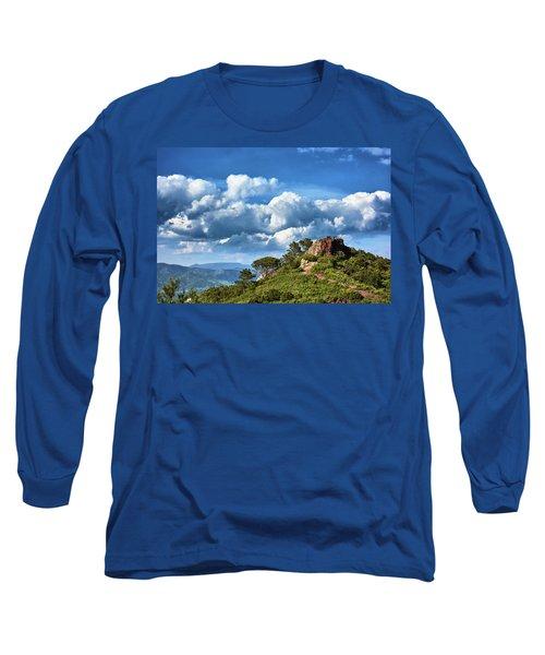 Like Touching The Sky Long Sleeve T-Shirt
