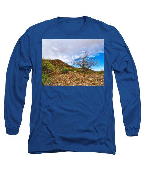 Lone Palo Verde Long Sleeve T-Shirt
