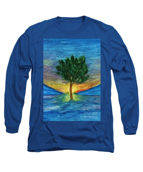 Lonely Pine Long Sleeve T-Shirt