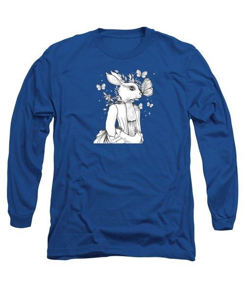 Magic Fairy Incantations Spark Rabbit Transformations Long Sleeve T-Shirt