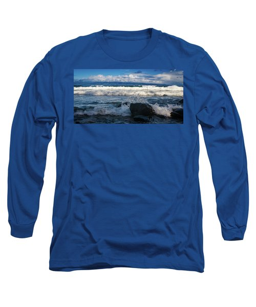 Maui Breakers Pano Long Sleeve T-Shirt