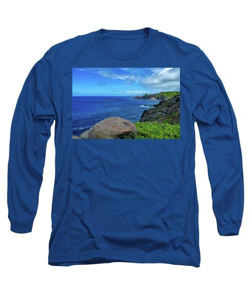 Maui Coast II Long Sleeve T-Shirt