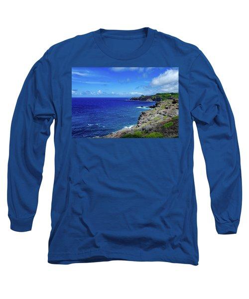 Maui Coast Long Sleeve T-Shirt