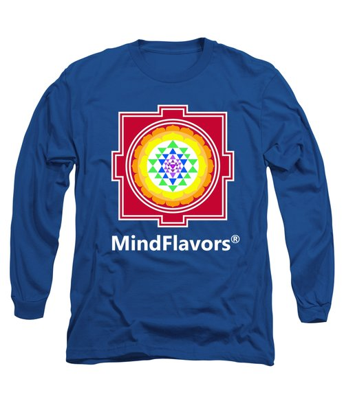 Mindflavors Medium Long Sleeve T-Shirt