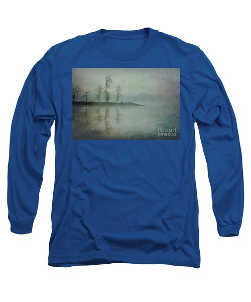 Misty Tranquility Long Sleeve T-Shirt