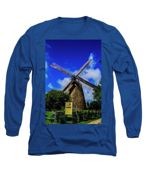 Morgan Lewis Mill Long Sleeve T-Shirt