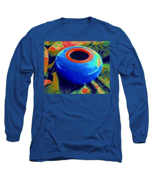 My Blue Bowl -  The  Gift Long Sleeve T-Shirt