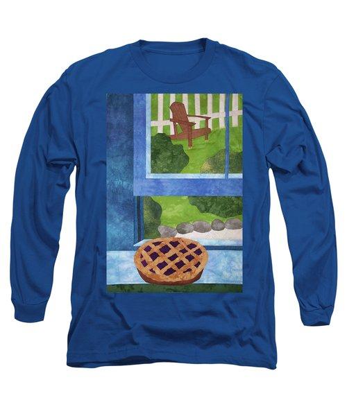 My Soul In A Blackberry Pie Long Sleeve T-Shirt