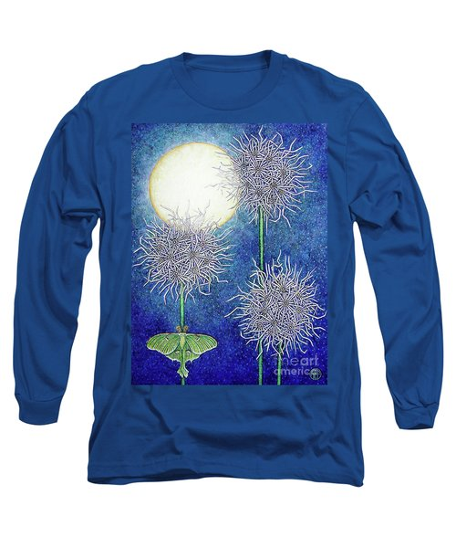 Night Garden 2 Long Sleeve T-Shirt