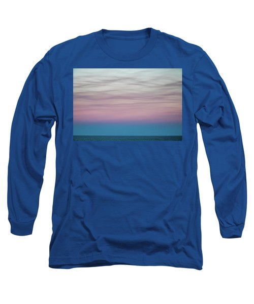 Pastel Clouds Long Sleeve T-Shirt