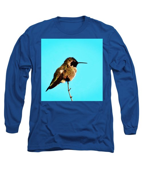 Perfect Posing Long Sleeve T-Shirt