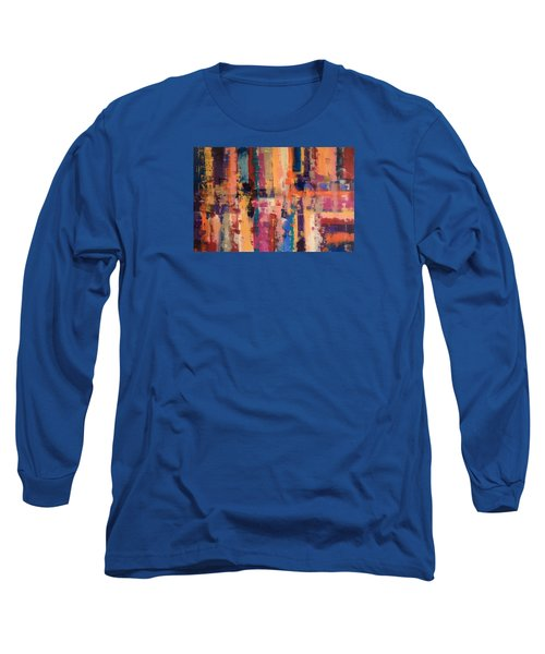 Playful Colors Iv Long Sleeve T-Shirt