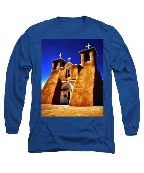 Ranchos Church  Xxxii Long Sleeve T-Shirt