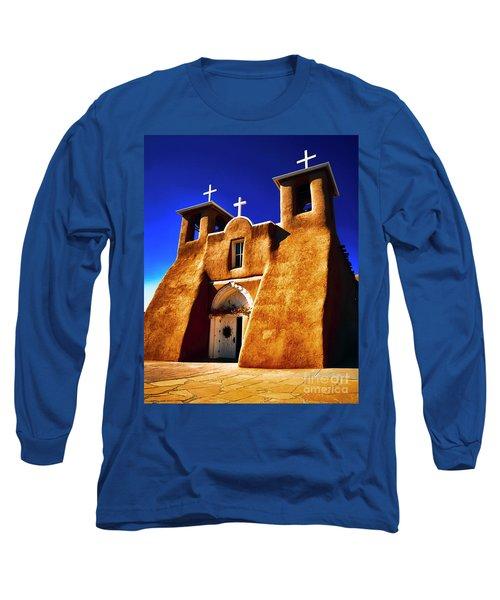 Ranchos Church  Xxxii Long Sleeve T-Shirt