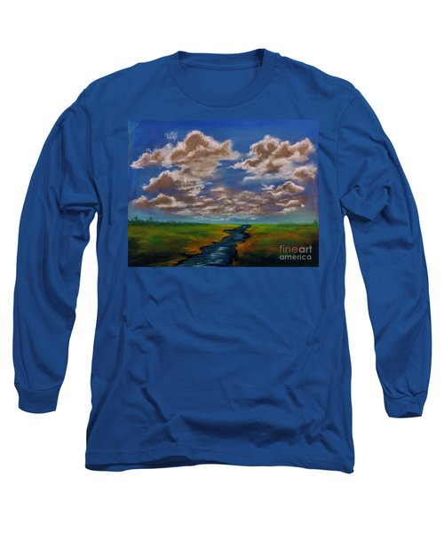 River To Nowhere Long Sleeve T-Shirt