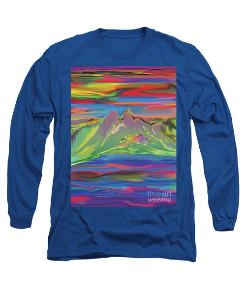 Santa Fe Sunset Long Sleeve T-Shirt
