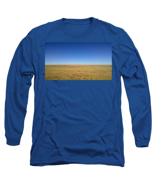 Sea Of Grass Long Sleeve T-Shirt
