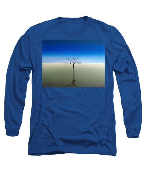 Shadow Of Asclepius Long Sleeve T-Shirt