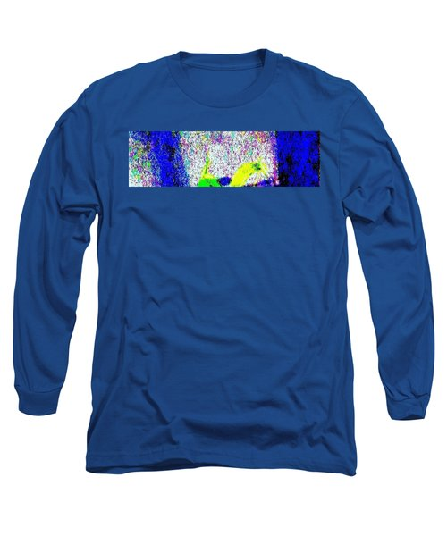 Shattered  -  Light  -  An Experiment Long Sleeve T-Shirt