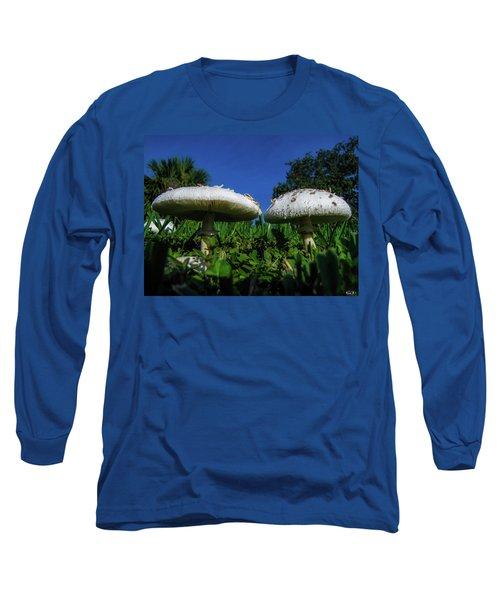 Shrooms Long Sleeve T-Shirt