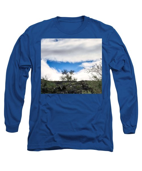Long Sleeve T-Shirt featuring the photograph Smile by Judy Kennedy